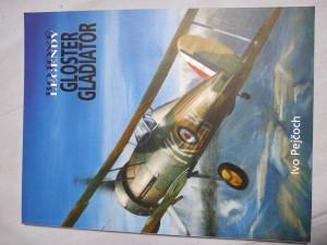 náhled knihy - Gloster Gladiator