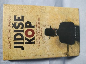 náhled knihy - Jidiše kop : tvůrčí řešení problémů v židovské tradici, vzdělanosti a humoru