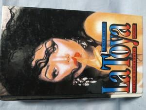 náhled knihy - La Toya : mládí v rodině Jacksonových