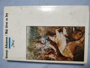 náhled knihy - Můj život se lvy