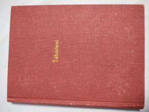 náhled knihy - Táboření : O uspořádání, výstavbě a vedení junáckých táborů