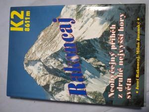 náhled knihy - K2: 8611 m