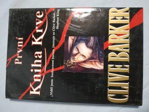 náhled knihy - První Kniha Krve