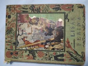 náhled knihy - Příhody a dobrodružství lišáka Feriny : Podle starých bájí
