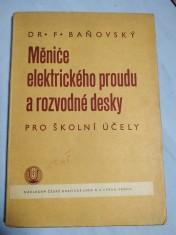 náhled knihy - Měniče elektrického proudu a rozvodné desky pro školní účely