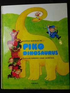 náhled knihy - Piko dinosaurus