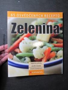 náhled knihy - Zelenina. 65 osvědčených receptů