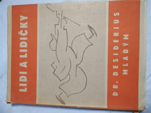náhled knihy - Lidi a lidičky