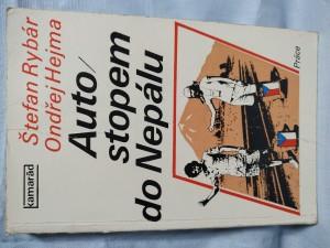 náhled knihy - Autostopem do Nepálu