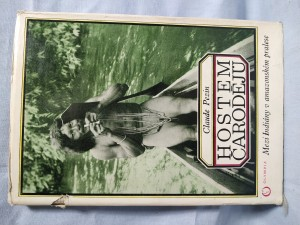 náhled knihy - Hostem čarodějů : mezi Indiány v amazonském pralese