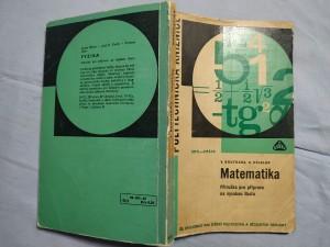 náhled knihy - Matematika : Příruč. pro přípravu na vys. školu