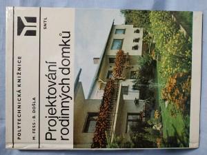 náhled knihy - Projektování rodinných domků