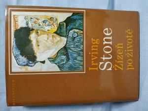 náhled knihy - Žízeň po životě : román o Vincentu van Goghovi