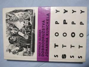 náhled knihy - Dobrodružstvá Johanna Kunckela