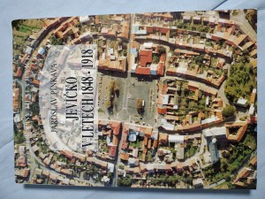 náhled knihy - Jevíčko v letech 1848-1918