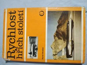 náhled knihy - Rychlost-hřích století : kniha o automobilovém rychlostním rekordu