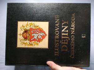 náhled knihy - Ilustrované dějiny českého národa