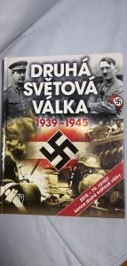 náhled knihy - Druhá světová válka 1939-1945