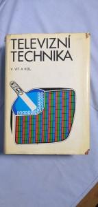 náhled knihy - Televizní technika
