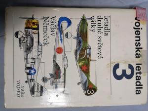náhled knihy - Vojenská letadla. (3), Letadla druhé světové války