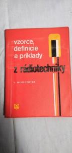 náhled knihy - Vzorce, definície a príklady z rádiotechniky