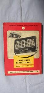 náhled knihy - Transistorová elektronika : Určeno pro prac. v prům. sdělovací techniky