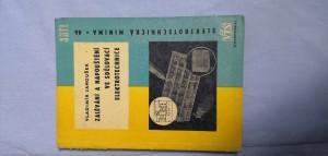 náhled knihy - Zalévání a napouštění ve sdělovací elektrotechnice : Určeno děl. a mistrům v prům. sdělovací elektrotechniky