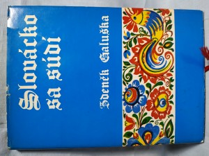 náhled knihy - Slovácko sa súdí