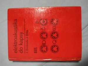 náhled knihy - Elektroakustika do kapsy