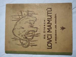 náhled knihy - Lovci mamutů : čtení o praobyvatelích země České