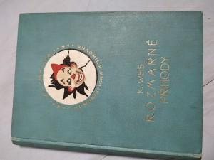náhled knihy - Rozmarné příhody