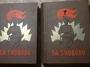 náhled knihy - Za svobodu : obrázková kronika československého revolučního hnutí na Rusi 1914-1920