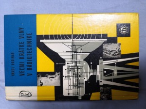 náhled knihy - Veľmi krátke vlny v rádiotechnike