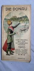 náhled knihy - Die Donau von Passau bis zum Schwarzen Meer