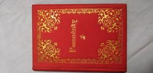 náhled knihy - Pomněnky : básně