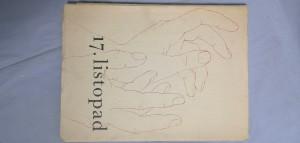 náhled knihy - 17. listopad : odboj československého studentstva