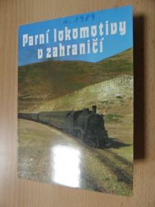 náhled knihy - Parní lokomotivy v zahraničí