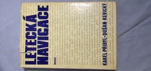 náhled knihy - Letecká navigace