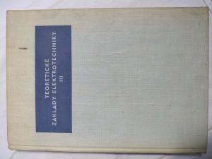 náhled knihy - Teoretické základy elektrotechniky. 3. diel, Teória elektromagnetického poľa