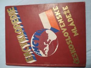 náhled knihy - Obsah a abecední rejstřík osmi dílů Encyklopedie československé mládeže pro školu a dům
