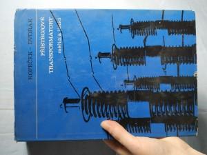 náhled knihy - Přístrojové transformátory měřicí a jisticí