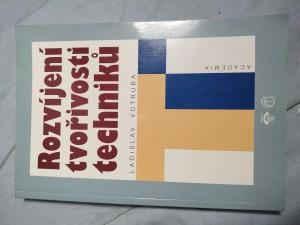 náhled knihy - Rozvíjení tvořivosti techniků
