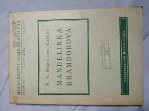 náhled knihy - Mandelinka bramborová