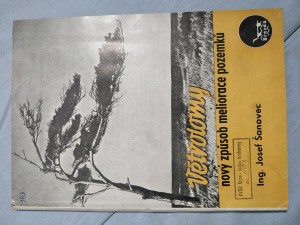 náhled knihy - Větrolomy, nový způsob meliorace pozemků