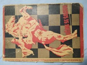 náhled knihy - Učíme se šachu! Pravidla a systém šachové hry pro začátečníky i pokročilé.