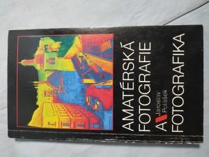 náhled knihy - Amatérská fotografie a fotografika