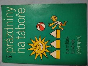náhled knihy - Prázdniny na táboře