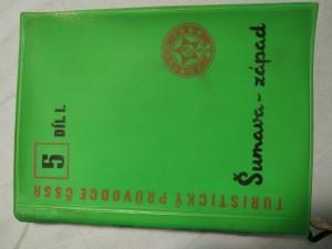 náhled knihy - Šumava - západ