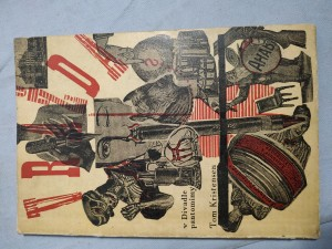 náhled knihy - Vražda v Divadle pantomimy