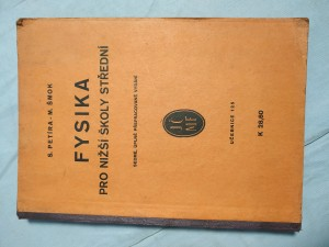náhled knihy - Fysika pro nižší školy střední